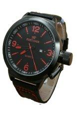 Fortuner - Jam Tangan Pria - Leather Strap - FR 3219