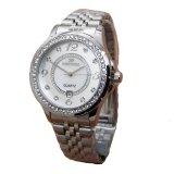 Iklan Fortuner Jam Tangan Wanita Stainless Fr K8107Ga Silver W