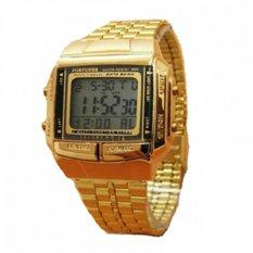 Top 10 Fortuner Jam Tangan Wanita Strap Stainless Steel Gold Fr J 505 G Online