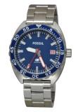 Fossil Breaker Stainless Steel Watch Fs 5048 Dki Jakarta