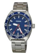 Fossil Breaker Stainless Steel Watch Fs 5048 Diskon Dki Jakarta