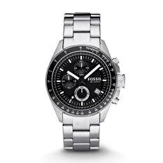 Harga Fossil Ch2600 Jam Tangan Pria Decker Chronograph Stainless Steel Watch Fossil Asli