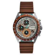 Fossil CH3093 Jam Tangan Pria - Rubber/Silicon/Resin/Karet