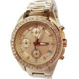 Harga Fossil Fs2683 Jam Tangan Wanita St Chronograph Tanggal St Rose Gold Termurah