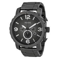 Harga Fossil Jr1437 Jam Tangan Pria Stainless Steel Bracelet Black Yg Bagus