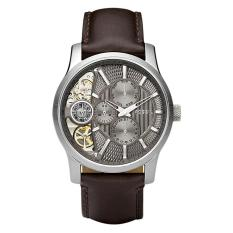 Beli Fossil Me1098 Jam Tangan Pria Leather Strap Brown Online Indonesia