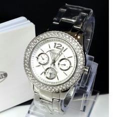Spesifikasi Fossil Premium Jam Tangan Wanita Stainless Steel Fossil Es3588 Dan Harganya