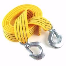 Jual Four U Tali Derek Mobil Emergency Tow Rope 3M Yellow Import