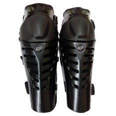 Diskon Produk Fox Decker Pelindung Lutut Fox Raptor Knee Protector Fox Raptor Hitam