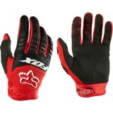 Spek Fox Dirtpaw Sarung Tangan Sepeda Motor Touring Tour Bikers Bike Gloves Sports Outdoor Full Merah