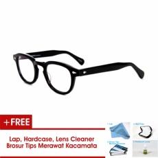 Frame Kacamata Bulat Moscot Lemtosh Bisa Dipasang Lensa Minus Di Optik Terdekat