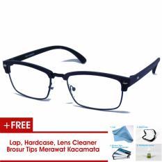 Frame Kacamata Clubmaster 9010 Bisa Dipasang Lensa Minus Di Optik Terdekat