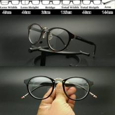 Beli Frame Kacamata Oem 5112 Brown Glossy Kacamata Fashion Wanita Terbaru