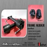Review Frame Slider Honda Mega Pro Model C Di Indonesia