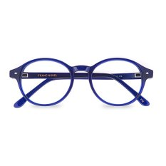 Franc Nobel Kacamata Unisex - Lipmann Zafree Fonce dengan Lensa Anti Radiasi Asli
