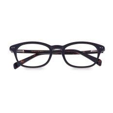 Franc Nobel Kacamata Unisex - Louise Black Matte dengan Lensa Anti Radiasi Asli