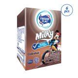 Spesifikasi Frisian Flag Disney Cokelat 115Ml 6 Pcs Murah