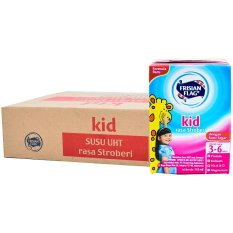 Jual Frisian Flag Kid Strawberry 115Ml Karton Isi 36 Frisian Flag Asli