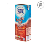 Ulasan Tentang Frisian Flag Low Fat Belgian Chocolate 225Ml Value Pack Isi 24