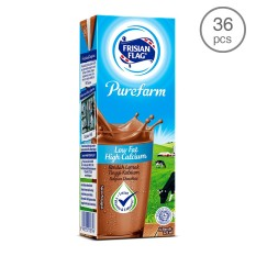 Spesifikasi Frisian Flag Low Fat Swiss Belgian Chocolate 225Ml Karton Is 36 Frisian Flag