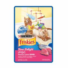 Top 10 Friskies Kt Wet Pouch Tuna 80Gr X10Pc Online