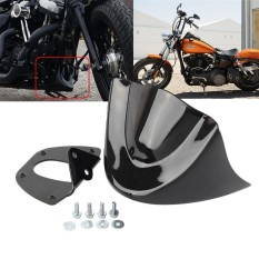 Jual Front Chin Spoiler Air Dam Fairing Windshield Mudguard For Harley Dyna 2006 2017 Intl Branded Original