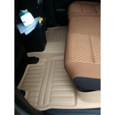 Frontier Car Mat / Karpet Mobil Untuk Honda Mobilio [STANDARD]