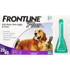 Toko Frontline Plus Spot On Dogs 20 40Kg 1 Tube Online