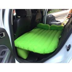 Fthree Kasur Mobil Matras Mobil Kasur Angin Anak Mobil Outdoor Indoor Car Matress - Green