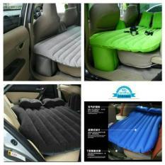 Fthree Kasur Mobil Matras Mobil Kasur Angin Anak Mobil Outdoor Indoor Car Matress - Hitam