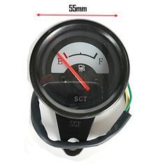 Fuel Meter / Indikator Bensin Scarlet 1206B [Hitam]
