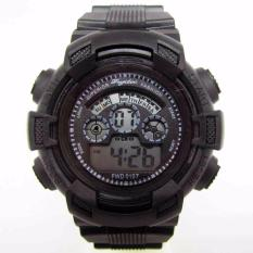 FUJITEC Jam Tangan Sporty Digital Strap Rubber