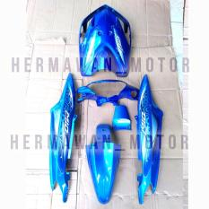 Full Body Yamaha Mio Sporty Biru Relaxa Di Indonesia