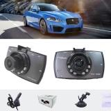 Full Hd 1080 P 100 Derajat Wide Angle Car Camcorder Dvr Mengemudi Perekam Digital Kamera Video Perekam Suara Dengan 2 2 Inch Lcd Tampilan Layar Dukungan 32 Gb Micro Tf Card Dan Inframerah Nightvision Fungsi Intl Diskon Akhir Tahun