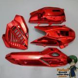 Jual Cepat Full Set Vario 150 Vario 125 Led Merah