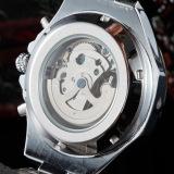 Spesifikasi Sepenuhnya Otomatis Seperti Mesin Jam Tangan Olahraga Watches Putih Bagus