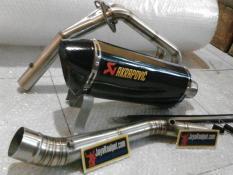 Jual Fulsistem Yamaha R25 Akrapovic Karbon Multi