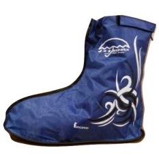 Jual Funcover Jas Sepatu Dragon Biru Branded Original