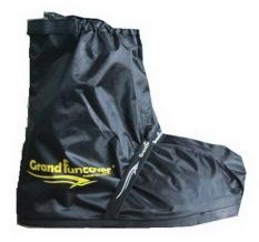 Funcover Jas Sepatu Grand Hitam Original