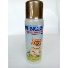 Fungizol cat shampo anti jamur untuk kucing