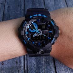 G-Shock CASIO GA700 Black Hitam TERMURAH !!! Jam tangan pria & anak