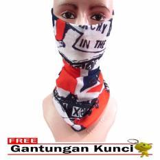 Harga Galaksi Buff Masker Multifungsi Seamless Wear 07 Free Gantungan Kunci Multicolor Galaksi Original