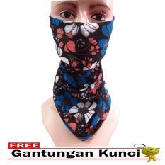Dapatkan Segera Galaksi Buff Masker Multifungsi Seamless Wear 08 Free Gantungan Kunci Multicolor