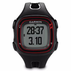 Harga Garmin Forerunner 10 Red Black Refurbished Original