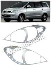 Diskon Garnish Lampu Depan Toyota Innova 2004 2011 Multi