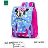 Jual Garsel Tas Ransel Backpack Anak Perempuan Gyn 5878 Online Di Indonesia