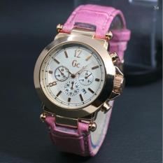 GC - jam tangan fasion wanita terbaru GC897-32L pink