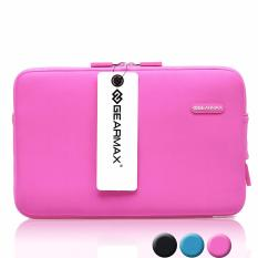 Jual Gearmax Portable Flexible Vibration Proof Lycra Fabric Laptop Sleeve For 13 3 Inch Macbook Air Pro Surface Dell Case Cover Bag Pink Di Bawah Harga