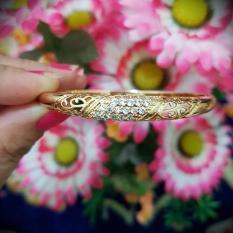 Jual Beli Online Gelang Bangkok Cantik Xuping Gold