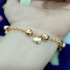 Jual Gelang Bola2 Gold Silver Cantik Xuping Murah Di Banten